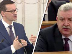 Mateusz Morawiecki Kazimierz Kleina Senat RP