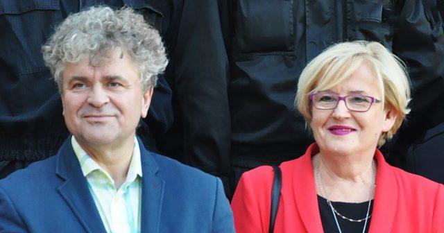 Witold Namyślak - Teresa Ossowska - Szara