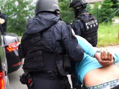 Aresztowanie policja Lębork