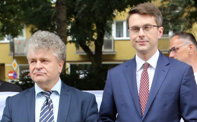 Witold Namyślak - Piotr Müller - Lębork
