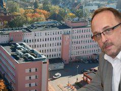 Wiktor Hajdenrajch - szpital w Lęborku
