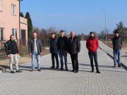Remonty dróg w gminie Cewice