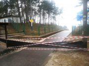 W związku z epidemią koronawirusa zamknięto plażę w Łebie